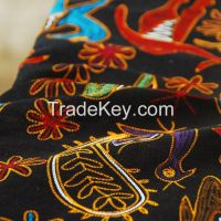 Southeast Asian style tablecloth