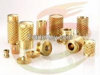 Brass & Stainless Steel Inserts