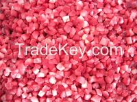IQF Diced Strawberry
