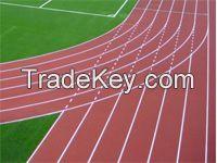 Rubber Running Track