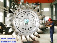 Micro hydro power turbine generator