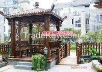 square pavilion, garden pavilion, 0086-15986444776