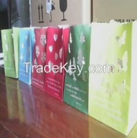 Paper Candle Bags for home