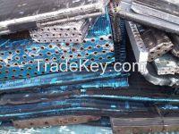 Used aluminum copper radiator