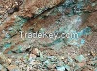 COPPER ORE, COPPER DUST, COPPER CATHODE AND COPPER SCRAP