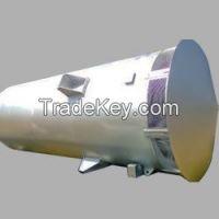 Turbine Warm-up Vent Silencer