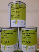 Cold Galvanizing Compound (ZRC) (Zinc Rich Compound)