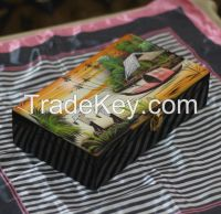 Lacquer Jewelry Boxes