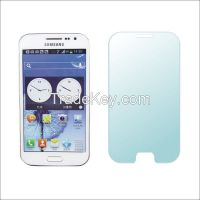 Tempered glass screen protector For Samsung I8552(Galaxy Win) HD clear film ultra thin guard Anti-Bubble Crystal Shield