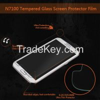 New CLEAR LCD Screen Protector Guard Cover Glass Film For N7100 Galaxy Note II