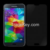 Clear Tempered glass screen protector for Samsung GALAXY S5 G9006V/S5
