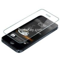 For Apple iPhone 5 5S 5C Tempered Glass Screen Protector with gift retail packing