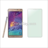 0.33mm Ultra Thin 9H+ Hardness Premium Tempered Glass Screen Protector Guard Anti shatter Protective Cover for Samsung GALAXY Note4 N9100