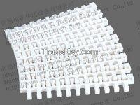 M2540 Radius Flush Grid Plastic Modular Belt