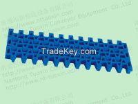 M2533 Modular Plastic Belt for Food Processing Industry
