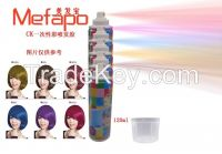 2014 Best Selling Products Blue Hair Dyair Dye Teme Temporary Hair Dye