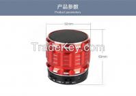 Wireless bluetooth speakers card mini car Apple laptops small acoustics subwoofer
