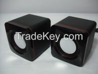 USB laptop desktop audio Mini mobile computer small speakers sound