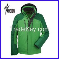 2014Fashionable design popular winter mens freeride ski wear/ski cloth