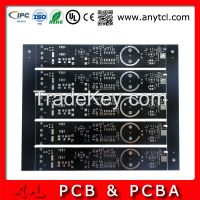 Multilayer PCB layout services with design and copy and assemble services