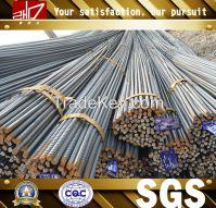 JIS/GB Hot Rolled Steel Rebar (12mm)