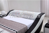 NEW Design Leather Bed