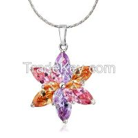 fashion Zircon Jewelry Pendant for Necklace