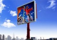 2014 hot sale ! High brightness PH10 outdoor full color display with rich color ,support different display modes.