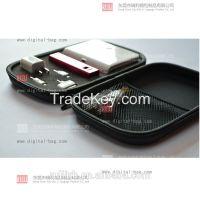 Tool box EVA case for mobile power charger, power bank hard case eva case
