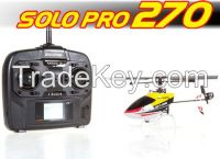 Nine Eagles Solo Pro 270A FP Tx-R Heli SLT Red White NEANE181124
