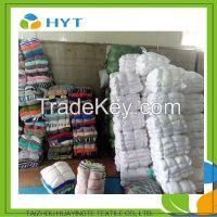 white 100% cotton hosiery