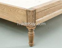 Wooden Bedroom Furniture Set King Size Bed Classic Bedroom Bed Set