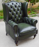 Comfortable Antique Wooden chairs, Luxury Sofa Chair, Solid Wood Living room Home Furniture Chair