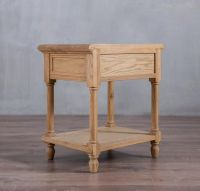 Wholesale latest designs wooden modern side table coffee table center table for hotel or restaurant