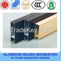 Ceilling by aluminum panel/metal building material