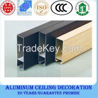 Aluminum decorative ceilling/indoor building material