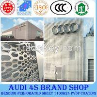 Stone aluminium sheet/stone metal construction building material