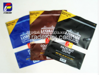 Durable Coffee Bean Packaging Zipper Bags With Valve