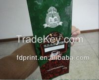 Custom Printed Coffee Bag With Valve