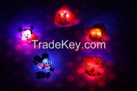Bulk buy from china custom badge wholesale led pin lights
