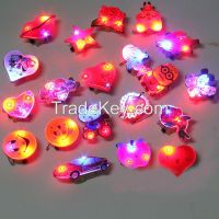 What's the best gift for promot  LED Pin,Flashing LED Pin,China badge pin