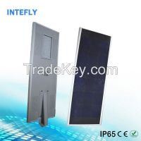 Intefly 40w best price smart intelligent all in one solar street light