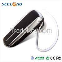 Wireless bluetooth earphone with microphone ear-hook