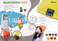 Fashion bluetooth beanie hat winter bluetooth hat