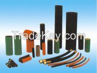 Fabric rubber hose series