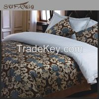 Luxury cotton fabric Hotel bedding sets