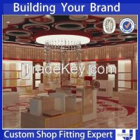 shop fitting, clothes shop fitting, metal shop fitting