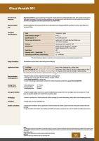 Wood Varnishes - Gloss Varnish 901