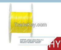 UHMWPE Yellow Color Spearfishing Speargun Line