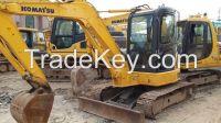 Used Crawler Excavator Komatsu PC55MR-2